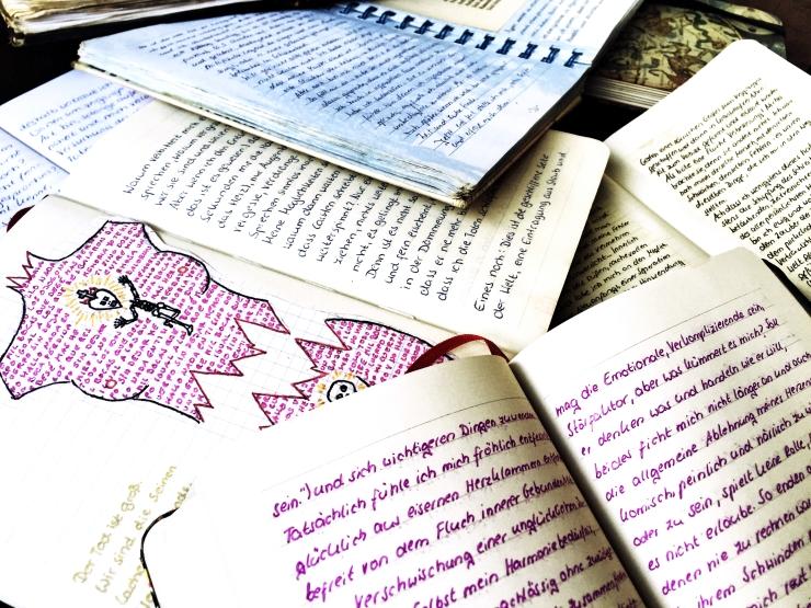 Tagebuch 1